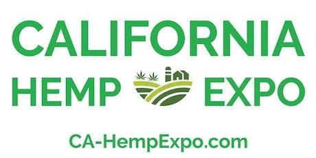 California Hemp Expo tickets