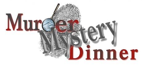 Murder Mystery Halloween Dinner tickets