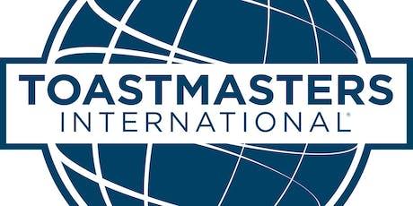 Toastmasters Table Talks! tickets