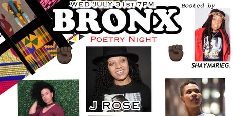 BRONX POETRY NIGHT tickets