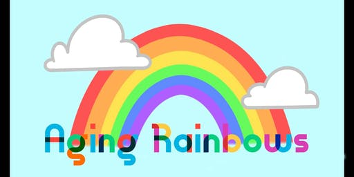 Aging Rainbows, LGBT Older Adult and Allies Coffee Talk!