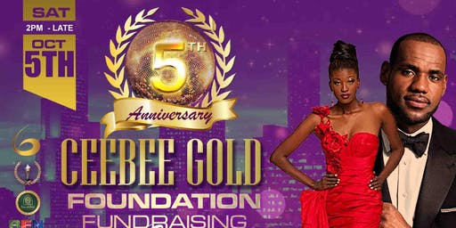 Ceebee gold foundation 5th year Anniversary 5th of October 2019