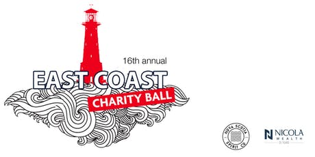 East Coast Charity Ball - Dinner tickets