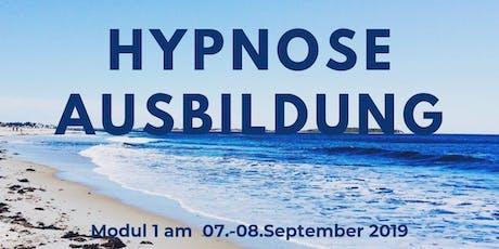 Hypnose Ausbildung Modul 1 Tickets