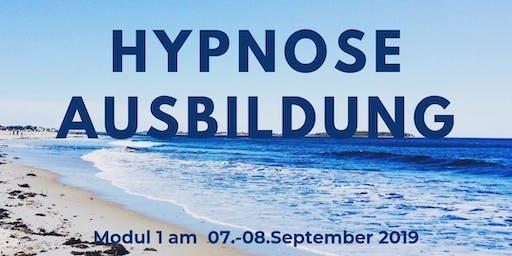 Hypnose Ausbildung Modul 1