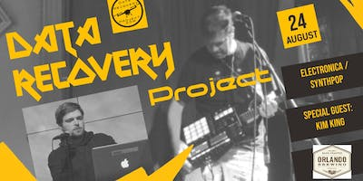 Data Recovery Project Synth Pop in the South Tour