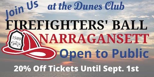 Narragansett Firefighters' Ball