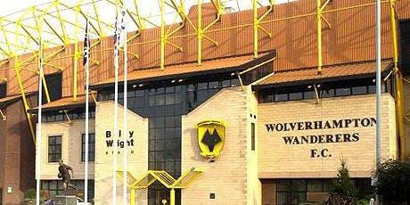 Wedding Fayre Molineux Football Stadium Sunday 22nd September 2019 tickets