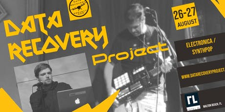 Data Recovery Project Synth Pop in the South Tour tickets