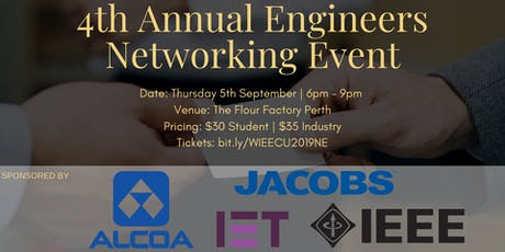 4th Annual Engineers Networking Event tickets