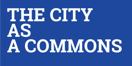 The City as a Commons - opening Keynote by C. Iaione and E. De Nictolis biglietti