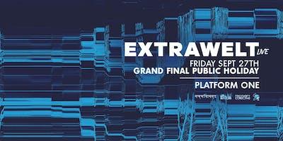 Extrawelt LIVE (Cocoon / Border Community) - Melbourne