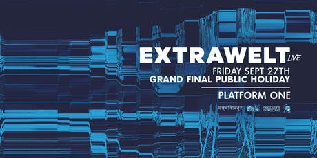 Extrawelt LIVE (Cocoon / Border Community) - Melbourne tickets