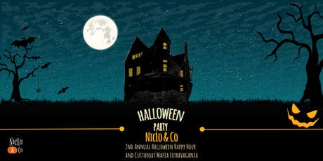 2nd Annual Halloween Happy Hour and Cutthroat Mafia Extravaganza tickets