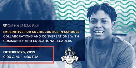 The Imperative for Social Justice in Schools tickets