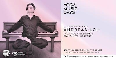 Yoga Music Days - Andreas Loh *CONCERT*