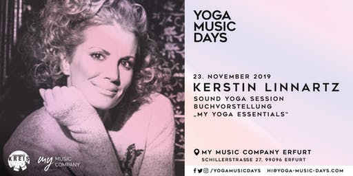 Yoga Music Days - Kerstin Linnartz