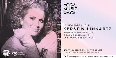 Yoga Music Days - Kerstin Linnartz *BUCHVORSTELLUNG*