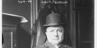 Giuseppe Petrosino - Saluting An Italian American Crime Fighter