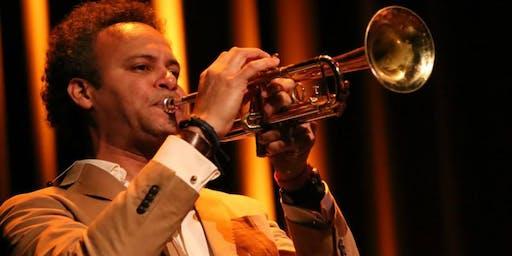 Zang Uit Cuba presenteert Alex Rodriguez (CU) Trompet l Zondagmiddagconcert in Haarlem