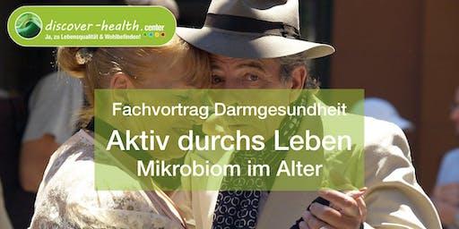 Mikrobiom im Alter - Aktiv durchs Leben