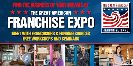 The Great American Franchise Expo - Tampa