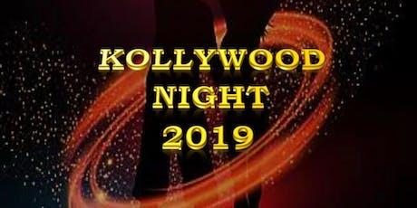 Kollywood Night 2019 tickets