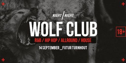 WOLF CLUB // 14 SEPT