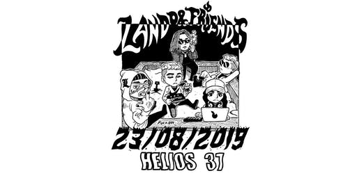 Lando & Friends @Helios37 // CGN // +18