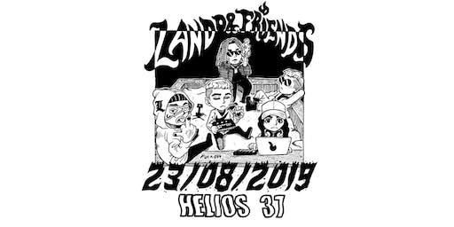 Lando & Friends @Helios37 // CGN // +18