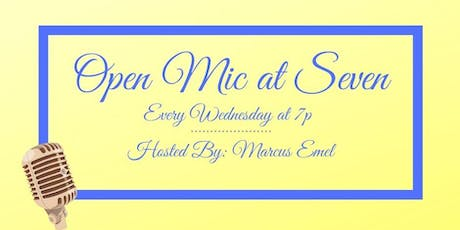 Open Mic At Seven tickets