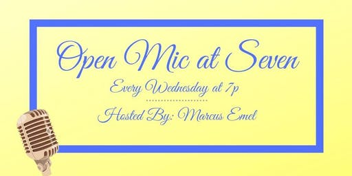 Open Mic At Seven