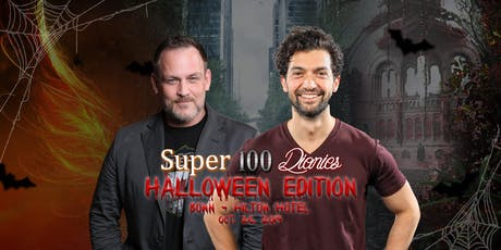 Super100Diaries - Halloween Edition tickets