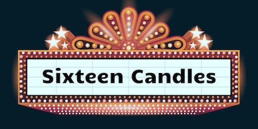 Sapphire Movie Night: Sixteen Candles (10/9/19)