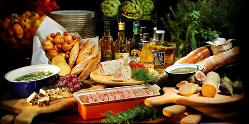 French cuisine potluck