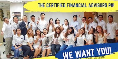 Certified Financial Advisor Career Talk(#LiveBrighter Forum) tickets