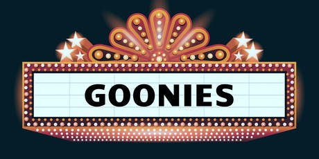 Sapphire Movie Night: Goonies (11/17/19) tickets