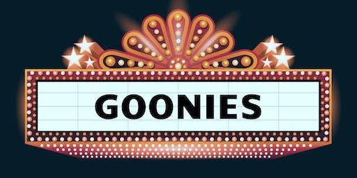 Sapphire Movie Night: Goonies (11/17/19)