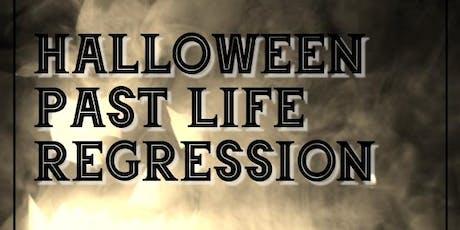Halloween Past Life Regression  tickets