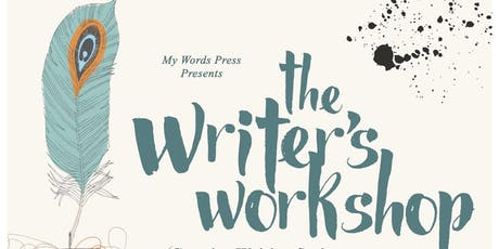 The Writer's Workshop - Creative Writing Series: Write to Heal (4 week program) tickets