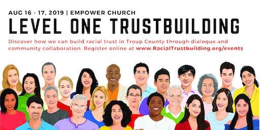 Level 1 Trustbuilding - August 2019