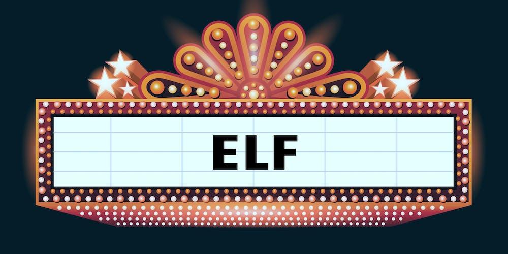Sapphire Movie Night: ELF (12/11/19)