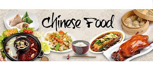 Chinese cuisine potluck