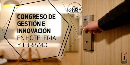 2do. Congreso de Gestión e Innovación en Hotelería y Turismo