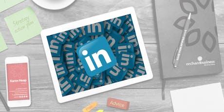 LinkedIn 'Let's Get Started!'   tickets