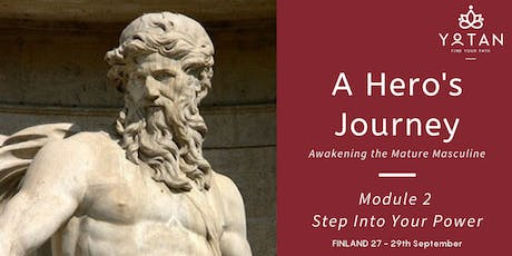 A Hero's Journey - Module 2 - Step into Your Power tickets