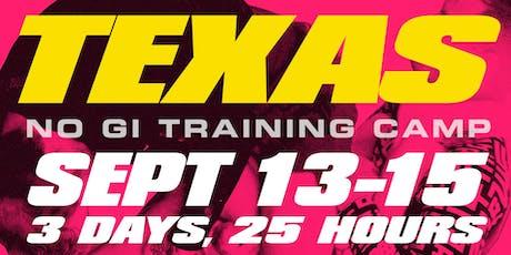 Texas Nogi Training Camp tickets