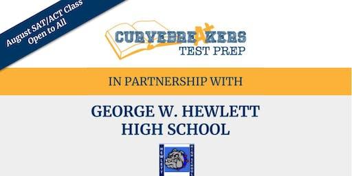 Combined SAT/ACT Class at Hewlett High School