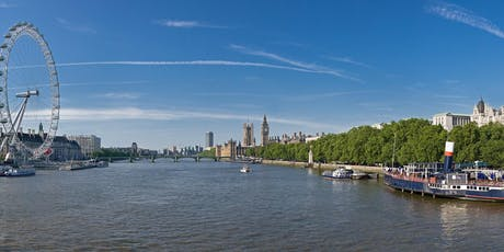 Thames River Walk: Blackfriars to Westminster AMNESTY FUNDRAISER tickets