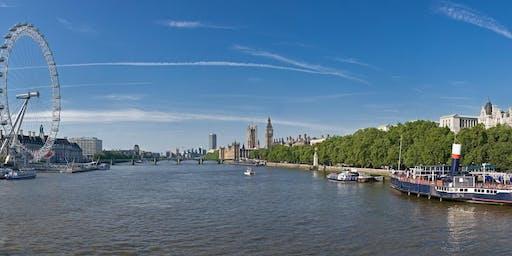 Thames River Walk: Blackfriars to Westminster AMNESTY FUNDRAISER